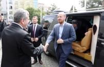 BILAL ERDOĞAN - Bilal Erdoğan'dan Beyazgül'e Ziyaret