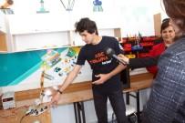 Bucak'ta Robotik Kodlama MAKER Sınıfı Açıldı