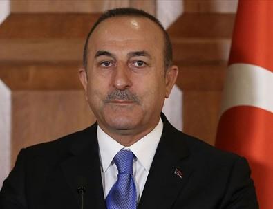 Dışişleri Bakanı Çavuşoğlu: Hava savunma sistemine sahip olmak NATO üyeliğiyle çelişmez