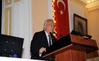 MUSTAFA CENGİZ - Eşref Hamamcıoğlu Açıklaması 'İbrasızlık 114 Yıllık Köklü Bir Tarihe Sahip Olan Kulübümüze Yakışmadı'
