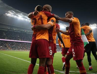 Galatasaray'dan derbi primi!
