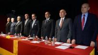 MUSTAFA CENGİZ - Galatasaray Nisan Ayı Divanı Başladı