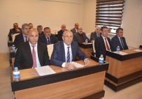 Haymana Belediye Meclisi İlk Toplantısını Yaptı
