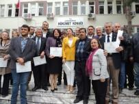 İLKAY - Karaburun'un İlk Kadın Belediye Başkanı Göreve Başladı