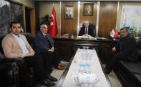 Karaman'dan Başkan Pekmezci'ye Ziyaret