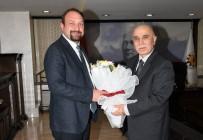ÇıTAK - Kaymakamdan Başkan Gümrükçü'ye İadei Ziyaret