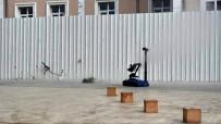 BOMBA İMHA ROBOTU - Köpekler Ve Bomba İmha Robotu Hünerlerini Sergiledi