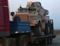GÜVENLİ BÖLGE - NATO teröristlere yardım gönderdi
