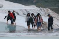PAMUKKALE - Pamukkale'ye 17 Nisan'da Girişler Ücretsiz Olacak