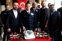 ALTINŞEHİR - Polisi Pasta Sürprizi