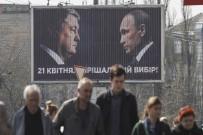 RUSYA DEVLET BAŞKANı - Rusya İle Ukrayna Arasında Reklam Panosu Krizi