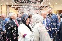 Sancaktepe Belediye Başkanı Şeyma Döğücü, İsmail Erdem'den Görevi Devraldı