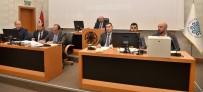 BÜYÜKŞEHİR YASASI - Selçuklu'da Yeni Dönemin İlk Meclisi Toplandı