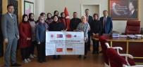 ÇAĞATAY HALIM - Simavlı Öğrenciler Almanya Yolcusu