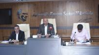 Tekkeköy'de İlk Meclis Toplantısı
