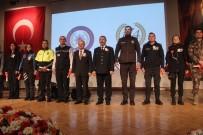 ÖZDEMİR ÇAKACAK - Türk Polis Teşkilatının 174. Yıl Dönümü Eskişehir'de De Kutlandı