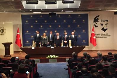 Türkiye İle Birleşmiş Milletler Arasında İş Birliği Protokolü