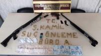 GAZIANTEP EMNIYET MÜDÜRLÜĞÜ - Uyuşturucu Tacirlerine Yönelik Operasyonda 3 Tutuklama