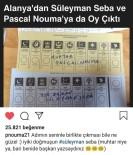 SÜLEYMAN SEBA - Yerel Seçimlerde Kendisine Çıkan Oy, Pascal Nouma'yı Mutlu Etti
