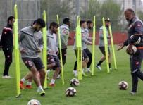 ADANASPOR - Adanaspor'da Gazişehir Maçı Hazırlıkları Sürüyor