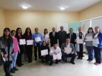 İŞİTME ENGELLİ - Akseki'de İşaret Dili Öğrenen Personele Sertifika Verildi