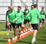 KAYACıK - Atiker Konyaspor, DG Sivasspor Maçının Hazırlıklarını Sürdürdü