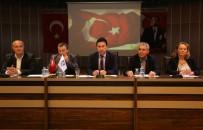 BODRUM BELEDİYESİ - Başkan Ahmet Aras Muhtarları Dinledi