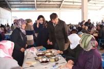 YEREL SEÇİMLER - Başkan Demirci'nin Hâyır Yemeğine 10 Bin Kişi Katıldı