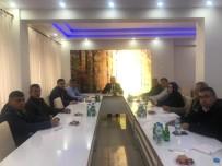 MUSTAFA YAMAN - Bayırköy'de İlk Meclis Toplantısı Yapıldı