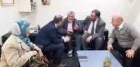AĞIR YARALI - Belçika İslam Temsil Kurulu Başkanı Üstün, Yeni Zelanda'da Hastanede Yarılıları Ziyaret Etti