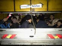 KAÇAK MÜLTECİ - Çanakkale'de Göçmen Kaçakçılığı