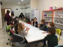KONURALP - Çocuk Kulübü Kapılarını Minik Öğrencilere Açtı