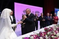 ANAYASA KOMİSYONU - Cumhurbaşkanı Erdoğan,Bozdağ Çiftinin Nikah Şahidi Oldu
