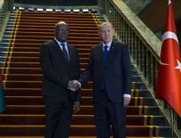 BURKINA - Cumhurbaşkanı Erdoğan'dan Sudan'daki askeri darbeyle ilgili ilk yorum!