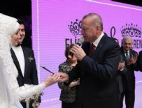 DANIŞTAY BAŞKANI - Cumhurbaşkanı Erdoğan Nikah Şahidi Oldu