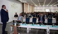 İŞ GÜVENLİĞİ - Dicle Elektrik 4. Genişletilmiş İl İSG Kurul Toplantısını Batman'da Yaptı