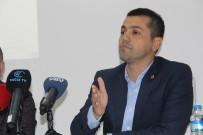ERZURUMSPOR - Hüseyin Üneş Açıklaması 'Bu Hakemler Olduğu Sürece Erzurumspor Değil Türk Futbolu Küme Düşecek'