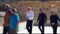 YAHUDI - İsrail Tarım Bakanı Ariel, Mescidi Aksa'ya Baskın Düzenledi