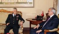 Jandarma Genel Komutanı Çetin'den, Vali Karaloğlu'na Ziyaret