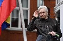 EKVADOR - Julian Assange, İngiliz Polisi Tarafından Gözaltına Alındı