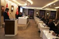 Manisa'da İl Koordinasyon Kurulu Toplandı