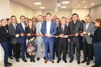 SAĞLIK ÇALIŞANI - Manisa Şehir Hastanesinde Kütüphane Açıldı