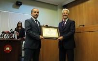 MUSTAFA BOZBEY - Nilüfer Belediye Başkanı Turgay Erdem Mazbatasını Aldı