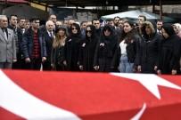 Polis Bayramı'nda Kalp Krizi Geçirerek Vefat Eden Emniyet Müdür Yardımcısı Memleketine Uğurlandı