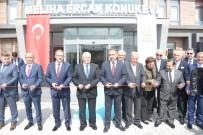 VECDI GÖNÜL - SÜ'de Meliha Ercan Hasta Konukevi Açıldı