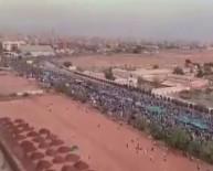 MUHALİFLER - Sudan'da Darbe Sonrası Muhalifler Kutlama Yapıyor