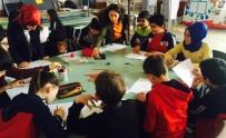 ÇİZGİ FİLM - Uşak Üniversitesi Öğrencileri Çizgi Film Projesi Hazırladı