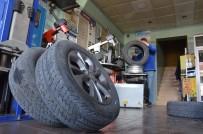 LASTİK TAMİRCİSİ - Uzmanlar Uyardı Açıklaması 'Kış Lastikleri, Yaz Aylarında Kazalara Sebebiyet Verebiliyor'
