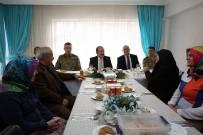 Vali Pehlivan, Şehit Aileleri Ve Gaziler Onuruna Düzenlenen Yemeğe Katıldı