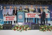 ÖĞRENCI İŞLERI - '13. Uluslararası Robot Yarışması' Sona Erdi